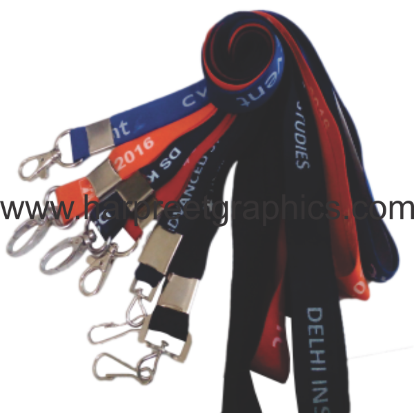SATIN/POLYESTER LANYARDS