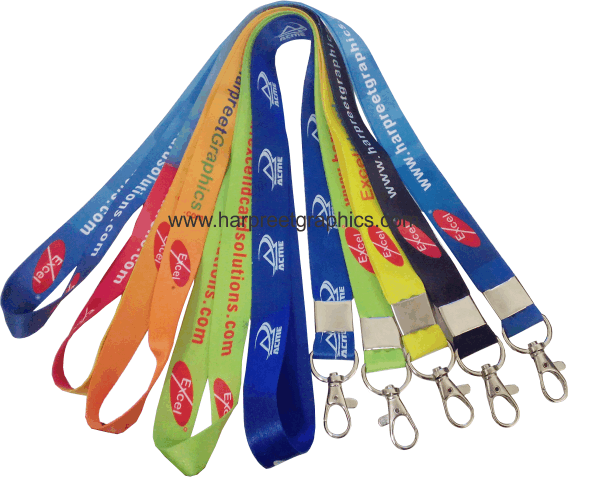 DIGITAL/MULTI COLOR LANYARDS