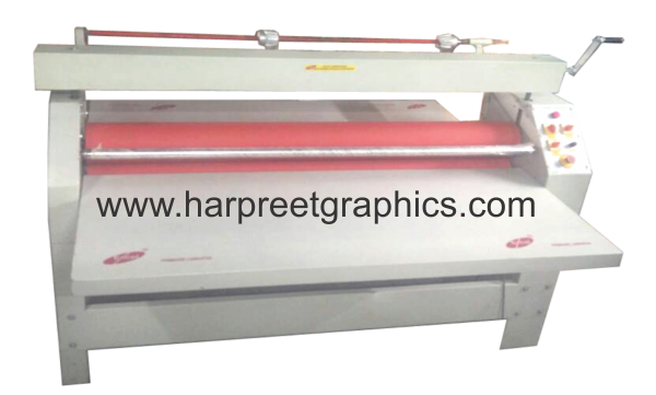 COLD LAMINATOR MOTORIZED SINGLE PRESSURE (MDX-R)