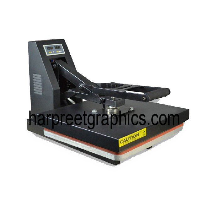 FLAT BED SUBLIMATION MACHINE